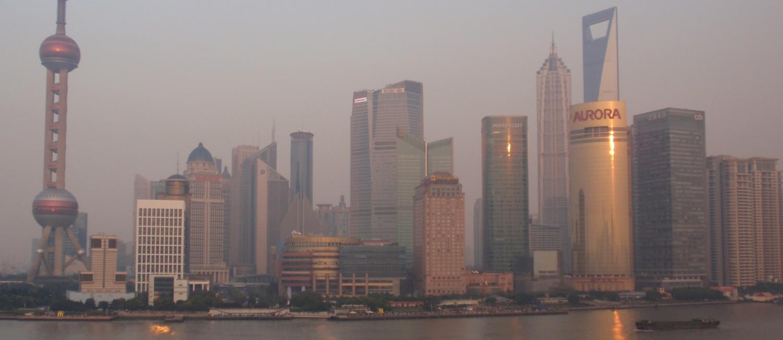WME in Shanghai
